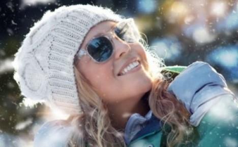 Навіщо взимку носити сонцезахисні окуляри  486f49b3c786d