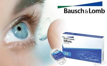 Bausch+Lomb - перевірений бренд якісних контактних лінз