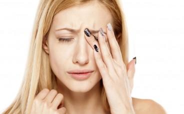 Біль в очах: причини та лікування