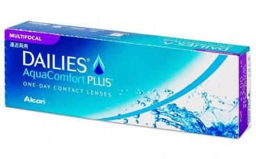 Одноденні контактні лінзи Dailies AquaComfort Plus 1 шт