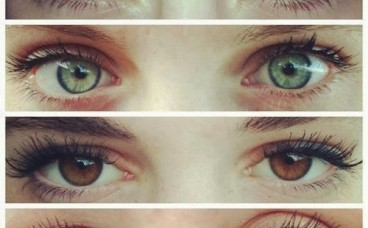 Колір очей розповідає про Ваш характер